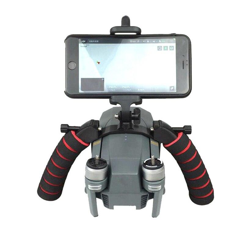 3D Print Handing Buckle Gimbal Holder Bracket Handheld for DJI MAVIC PRO RC Drone Futural Digital JUN21