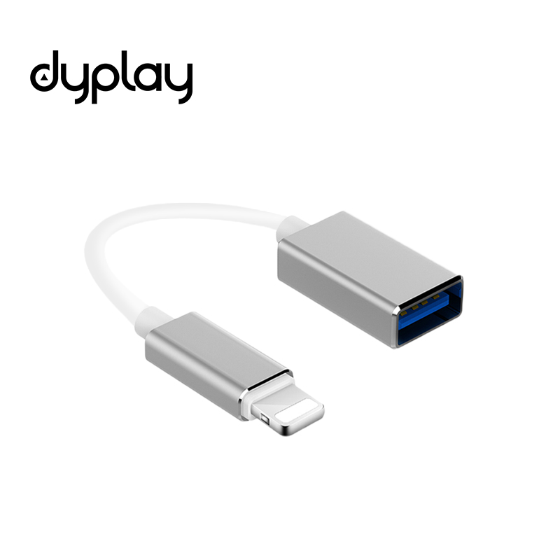 dyplay for Lightning to USB Adapter Converter OTG font b Cable b font for iPhone 7