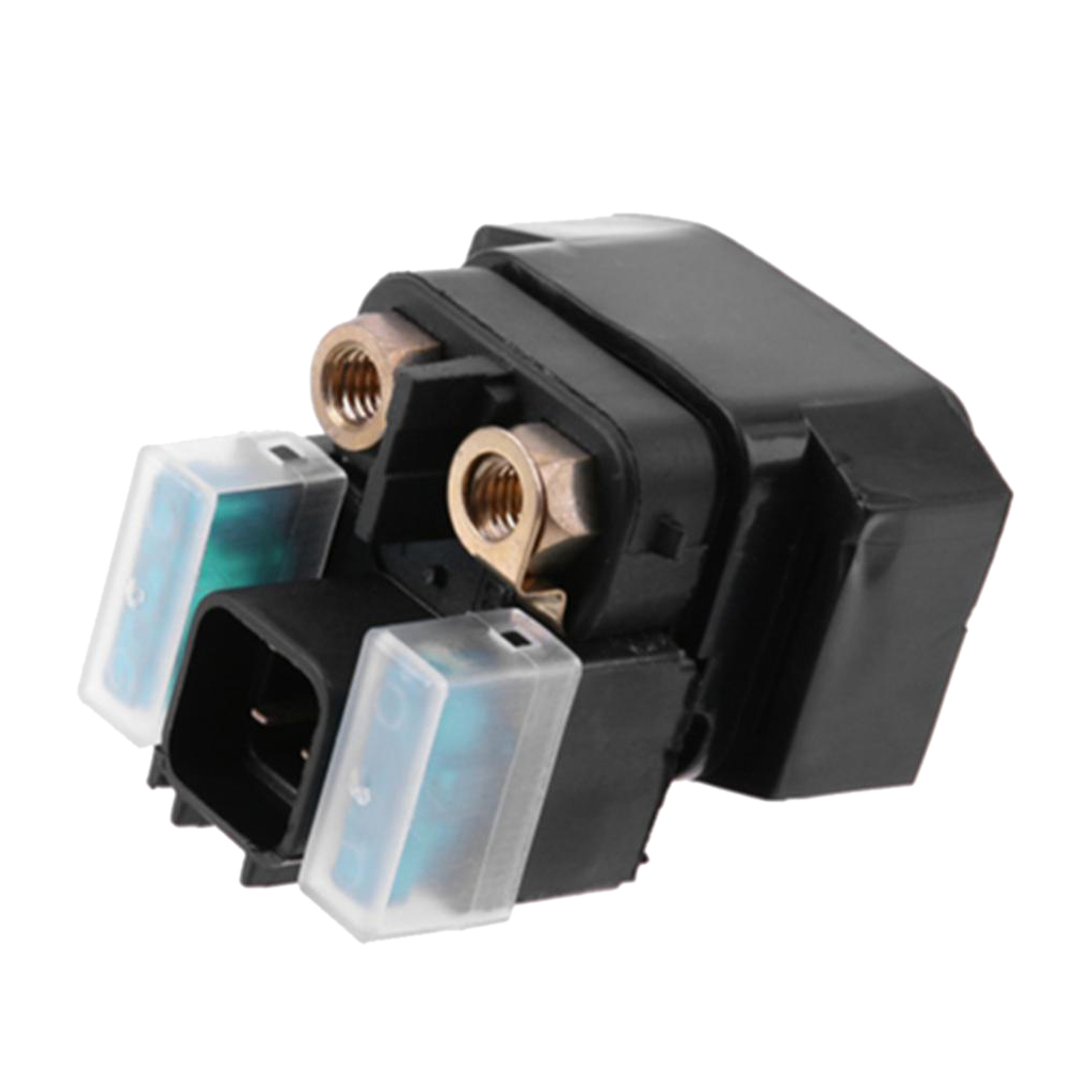 Image 4 - 1 Pcs Copper Electric Starter Relay Solenoid Magnetic Switch Replacement For Suzuki VL1500/GSXR600/GSXR600F/katana/SV1000 52 mm-in Motorcycle Switches from Automobiles & Motorcycles