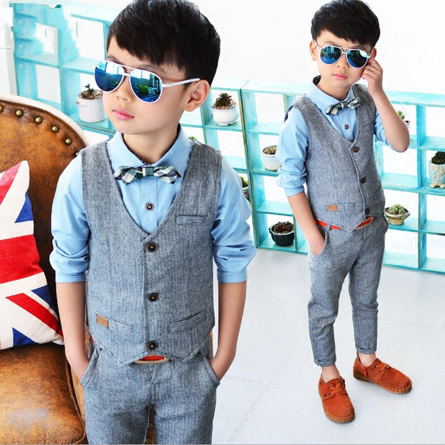 5cd2aa397 sd165 spring autumn baby boy clothes set casual informal gentleman ...