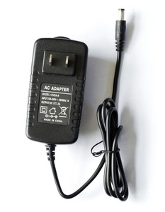 Image 1 - 2.1mm x 5.5mm Power Supply Adapter CCTV Security IP Camera DC 12V 2A US AU EU UK Plug Esunstar