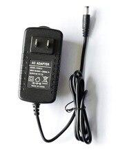 Esunstar Adaptador de fuente de alimentación para cámara IP de seguridad CCTV, 2,1mm x 5,5mm, DC 12V 2A, enchufe para EE. UU., AU, UE, Reino Unido