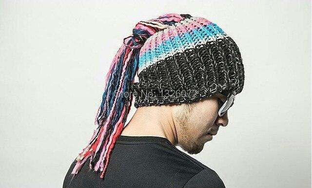 Gorro Rasta jamaicano Bob Marley Sombrero de Lujo Cap reggae malezas  trenzas de Cabello Africano envuelve 0716e7b9fea