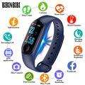 2020 Männer oder Frauen smart armbanduhr digitale Uhr Blutdruck Schlaf herz monitor sport wasserdichte smart band armband|Smart Watches|   -