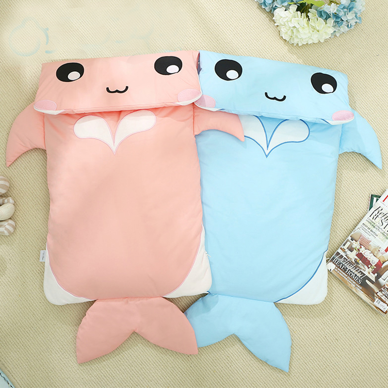 Newborn baby cartoon cute sleeping bag,cotton quilt,baby blanket envelop for new borns stroller bed swaddle blanket wrap bedding