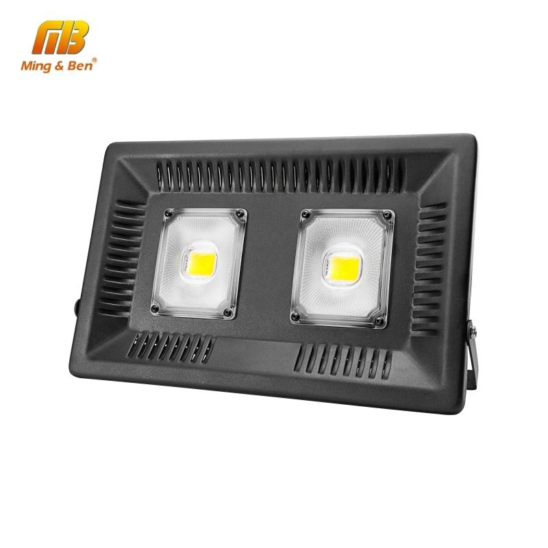 Led Spotlight AC 110V 220V Floodlight Grow Lamp IP65 30W 50W 100W 150W Full Spectrum Outdoor Lighting Wall Lamp LED Flood Light