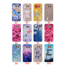 Fashion Soft Silicone TPU Case For Samsung Galaxy s3 s4 s5 s6 s7 A3 A5 A7 j3 j5 j7 note4 note5 G530 Soft Plastic Phone Case