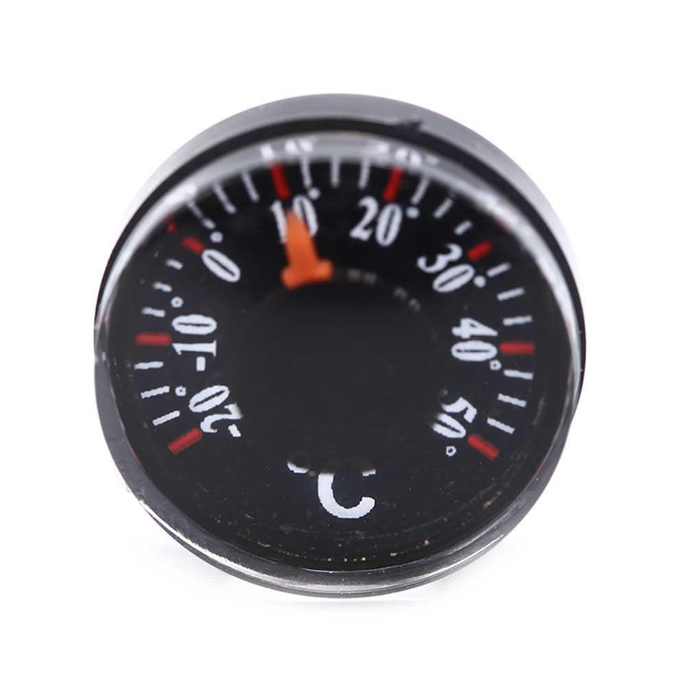 高品質ポータブルハンドヘルドコンパス温度計コンパス車のキャンプハイキングポインティングガイド