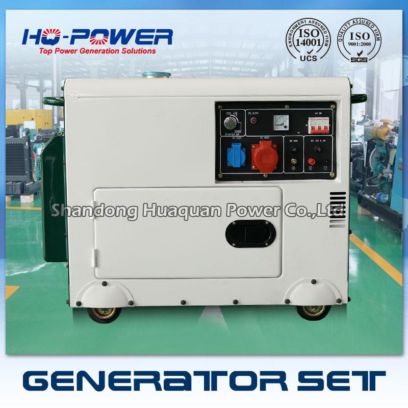 Бензиновый генератор 5000