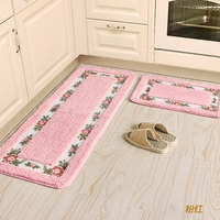45X75+45X120CM/Set Absorb Water Kitchen Mat Bedroom Rugs And Carpets Home Entrance/Hallway Doormat Anti Slip Bathroom Carpet