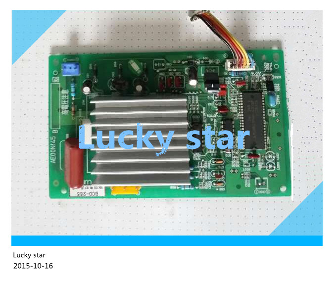 95% new for refrigerator computer board circuit board BCD-265 AE00N145 board good working 95% new for haier refrigerator computer board circuit board bcd 219bsv 229bsv 0064000915 driver board good working