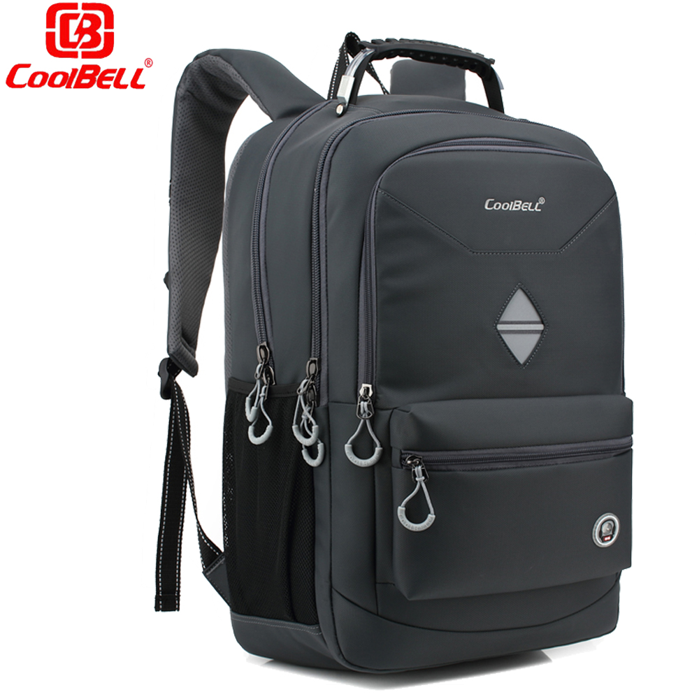 2017 New Laptop Bag 17.3 inch Notebook Bag Large Capacity Laptop Backpack Travel Hiking Luggage Bag Knapsack mochila masculina sosw fashion anime theme death note cosplay notebook new school large writing journal 20 5cm 14 5cm