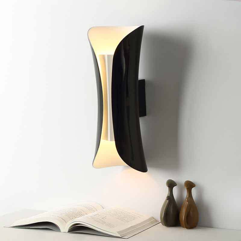 цена на sale personality LED lamp of the head of a bed Contemporary and contracted bedroom stairs corridors children wall lamp