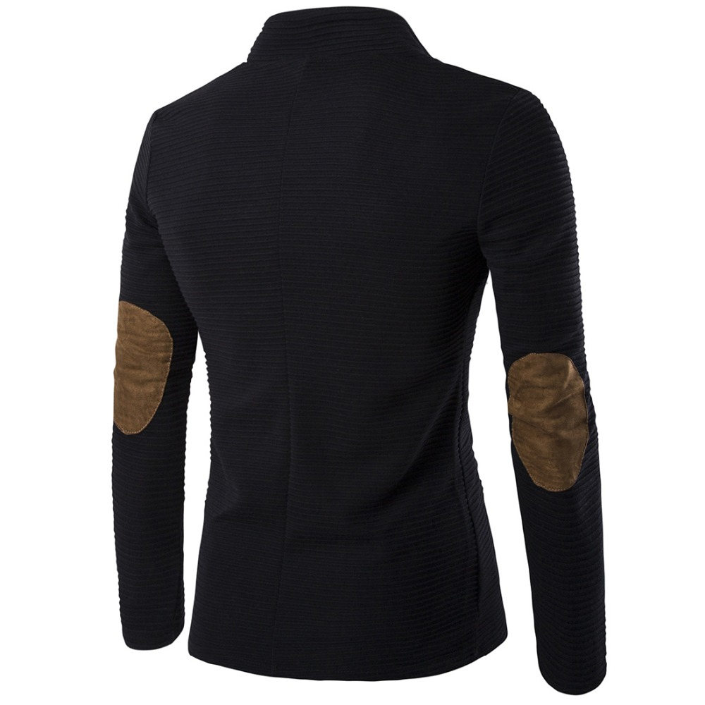 2018 Brand Clothing Casual Blazers Men Fashion Plu...