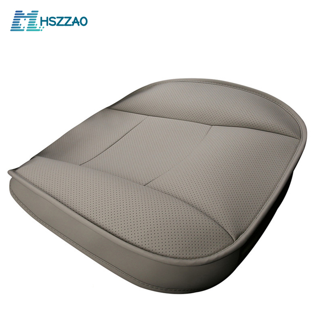 brand Car Seat Cushion Leather Car pad 4 Seasons Wear-resistant Car-styling Auto Accessories ar seat cover All 90% cars