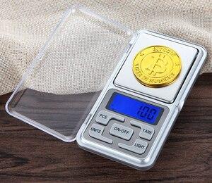 Image 5 - Präzision waagen 500g/300g/200g mini pocket digital gewicht balance für Schmuck Gold Diamant Kraut gram Elektronische waagen