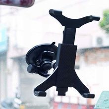 For iPad 2/3/4/5 Galaxy Tablet PC Car Phone Holder Support Mobile Air Vent Mount Car Holder Phone Stand in Car Windshield #40(China)