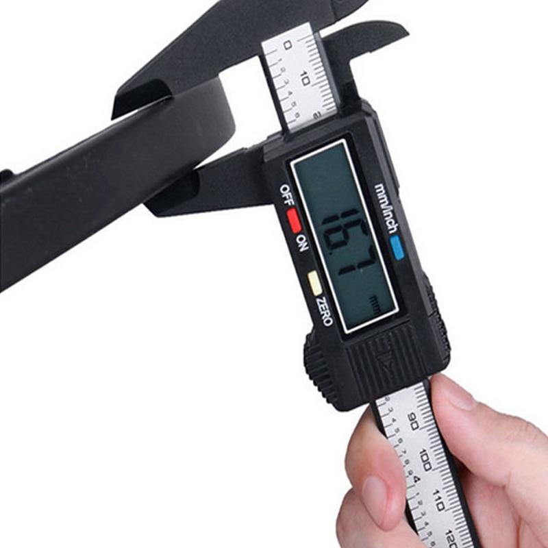0-150 mm-es 6 hüvelykes LCD elektronikus mérőkészülék - Mérőműszerek - Fénykép 6