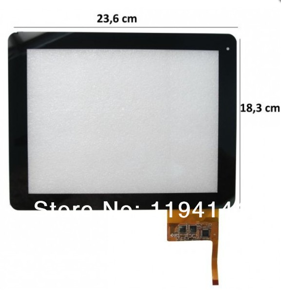 New Black 9.7 Woxter 97 IPS Dual TB26-072 Tablet Touch screen touch panel digitizer glass Replacement Free shipping 10 1 inch touch screen 300 l3709j a00 for woxter qx100 panel glass black replacement free shipping