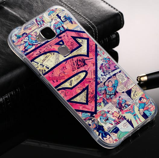 New Luxury UV Print Painting Anti-knock Soft Silicon Back Cover Colorful <font><b>Case</b></font> For Huawei G8 / G7 Plus <font><b>GX8</b></font> D199 <font><b>Phone</b></font> Bag <font><b>Case</b></font>