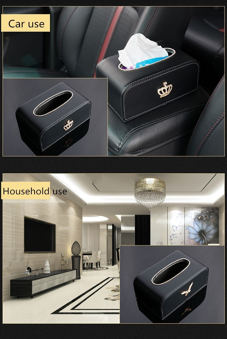 Automotive tissue box2