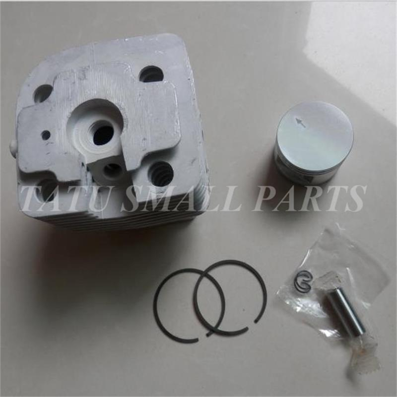 FS450 CYLINDER KIT 42MM FOR ST. FS400 FH480 FR450 SP400 FS451 TRIMMER ZYLINDER W/ PISTON RING PIN CLIPS 4128 020 1211 cylinder kit 42mm for st chainsaw 024 ms240 chain saw zylinder piston ring pin clips kolben repl 1121 020 1212