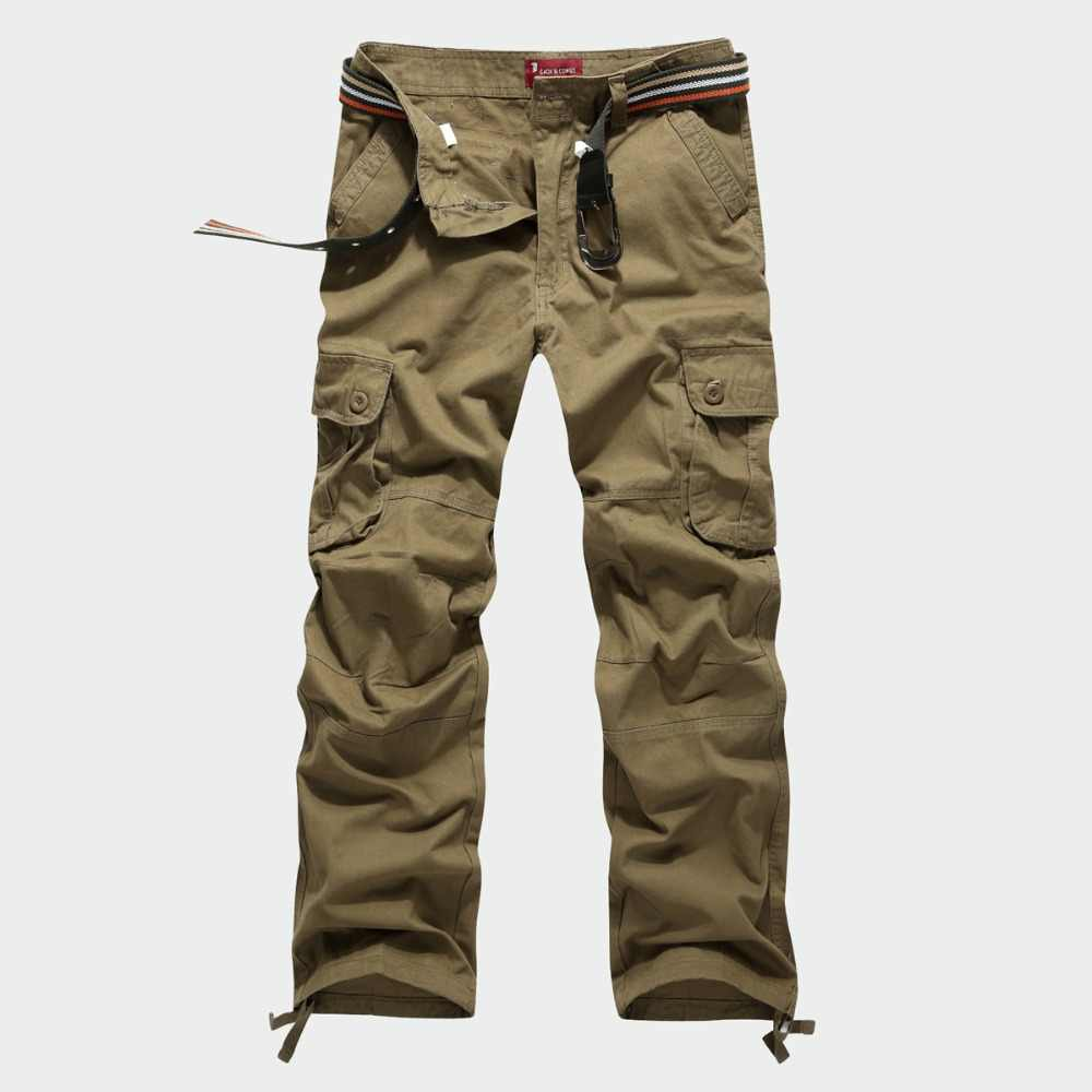 16627dba2fe7 Detail Feedback Questions about HOT Military Mens Pants Cargo Solid Breathable  Summer Large Size Six Pocket cotton Casual Long Trouser on Aliexpress.com  ...
