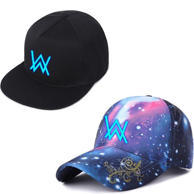 bb9d85971 US $4.45 |2019 adjustable Glow in Dark Alan Walker Fade Children Caps  Cartoon Summer Baseball sports Snapback Cap Hats Kid's Birthday Gift-in  Baseball ...