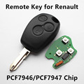 Car Remote Key 433MHz for Renault Duster Logan Fluence Clio Vivaro Movano Master Traffic Kangoo Megane Laguna