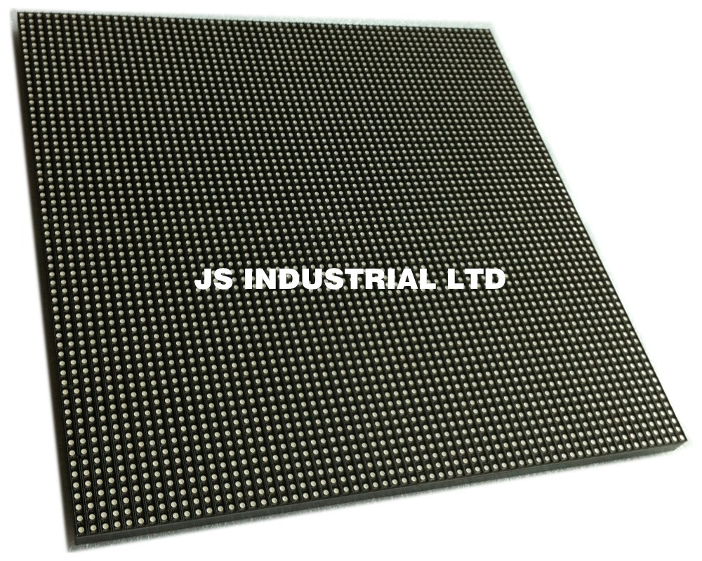 Free Shipping P5 Indoor SMD 3in1 Full Color Led Panel Display Module 1/16scan - 320*320mm