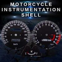 Instrument Speedometer Face Plate Panel Digital Dial Dashboard For Kawasaki ZRX400 ZRX750 ZRX1100 ZRX1200 ER5 Motorcycle