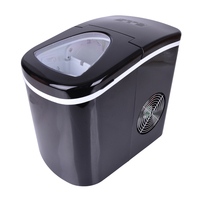 220V Small Commercial Automatic Ice Maker Household Ice Cube Make Machine For Home Use Bar Coffee