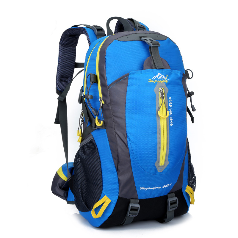 Luggage & Bags 2019 New Large Capacity Multifunction Women Men Backpack Zipper Waterproof For Outdoor Travel Climbing Cycling Fa$3
