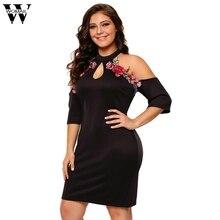 Womens black dress size 16