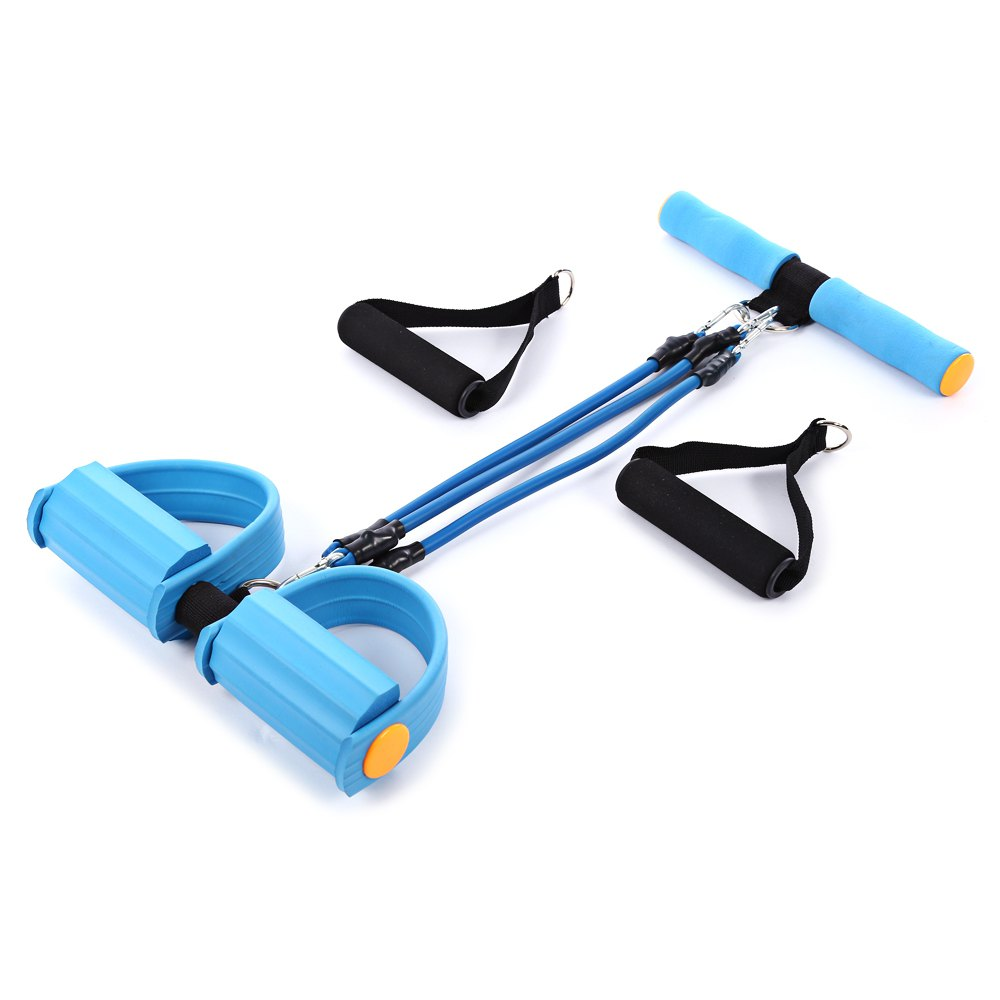 Pedal Exerciser Hs Code: Pedal Exerciser Pull Rope Fitness Resistance Bands Women