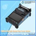DHL Envío Gratis Fujikura FSM-22S FSM22S fibra óptica fusionadora de Fibra máquina de soldadura
