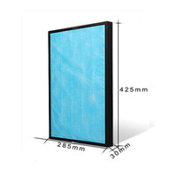 Replacement Air Purifier HEPA Filter 425*285*30mm For ABC VW24 Air Purifier HEPA Filter Parts