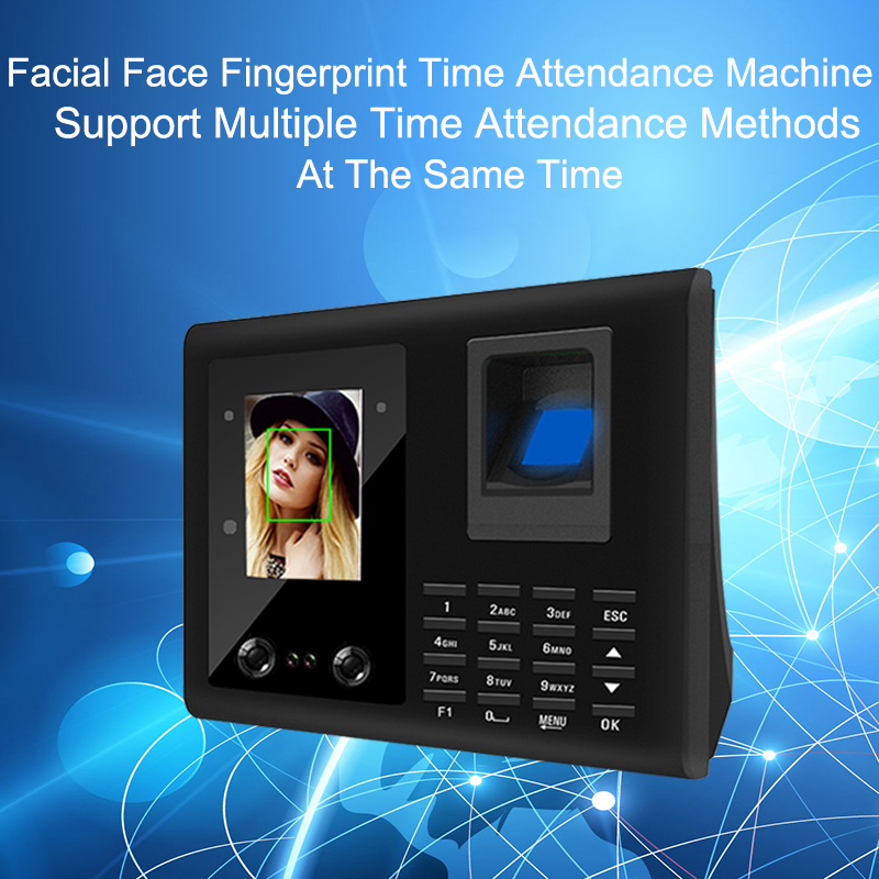 Eseye Biometric Face Facial Recognition Attendance System TCP/IP USB Time Attendance Access Control Employee Device MachineEseye Biometric Face Facial Recognition Attendance System TCP/IP USB Time Attendance Access Control Employee Device Machine
