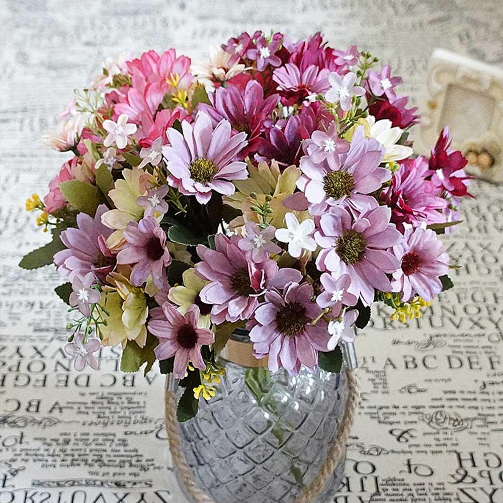 1 Bundle 17 Cm Künstliche Blume Weihnachten Decora Für Haus Vasen Hochzeit Party Blume Handwerk Seide Hortensien Ornamentalen Blumentopf Preisnachlass Haus & Garten Künstliche Und Getrocknete Blumen