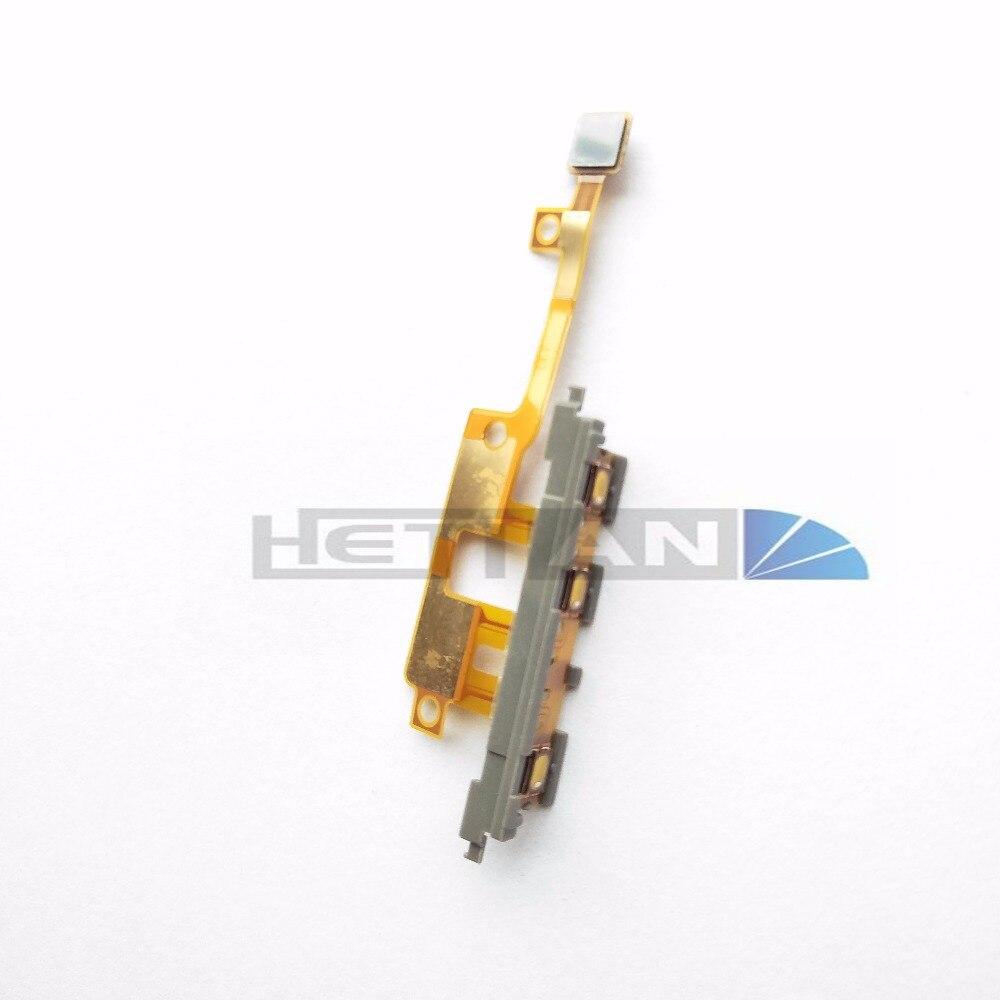 Pour Sony xperia Z1 MINI Puissance Volume Key ON/OFF Button Switch Flex Câble Ruban Remplacement Réparation De Pièces De Rechange