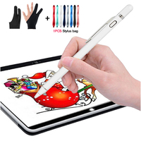 Active Stylus pencil touch pen capacitive screen for apple ios Touch Pen tablet drawing Writing for iPad for iPhone for Android