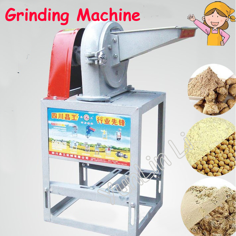 Pepper Grinding Machine Commercial Spice Grinder Chili Powder Making Machine Grain Crusher Tooth Claw Crusher 9FZ-19 бра citilux болеро cl118311