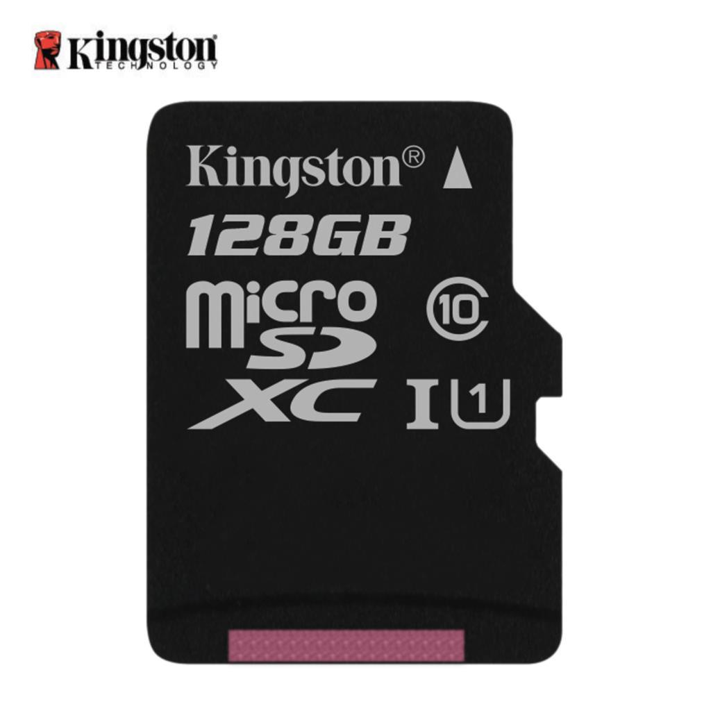 Prix pour Kingston classe 10 128 gb carte micro sd memorias microsd carte mémoire pour téléphone portable