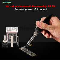 Wozniak Risk Free Disassemble For IPhone 6G 6S A8 A9 Desoldering Power Split IC Chip Iron