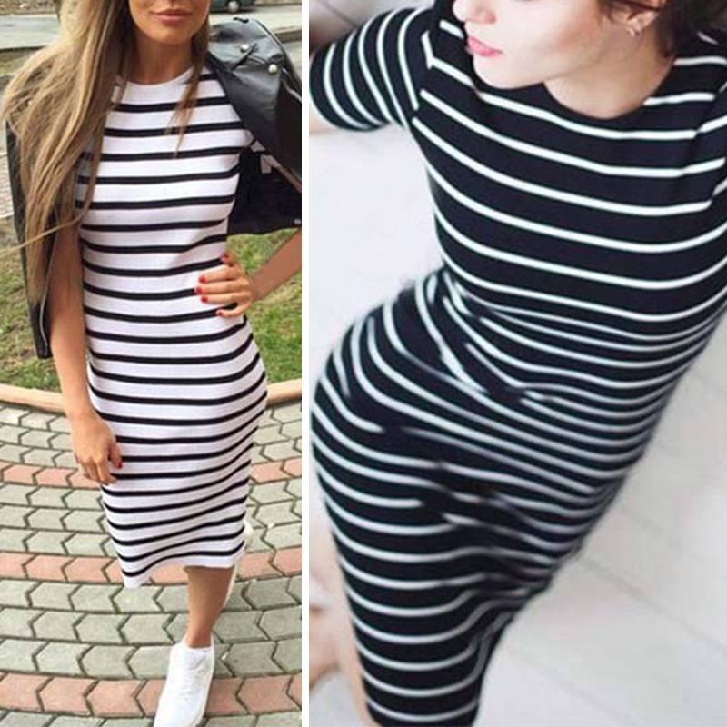 Kobieta mody paskiem o-neck collar dress boho długi maxi sexy satin zrazy modne dress kobiety lato 2017 2