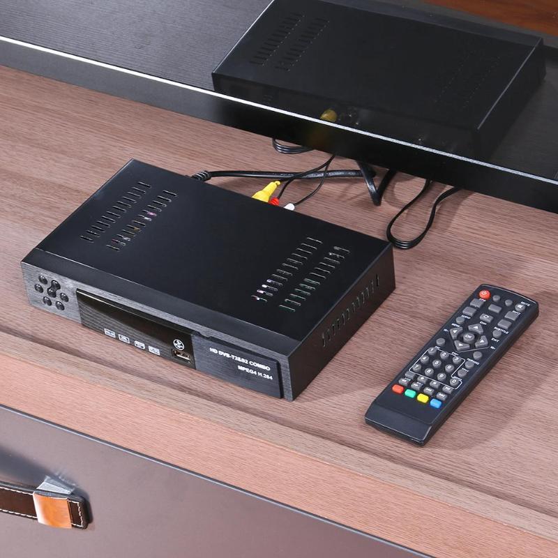 Hot Sale] Satxtrem FRASKOO F9 Plus COMBO DVB T2+DVB S2