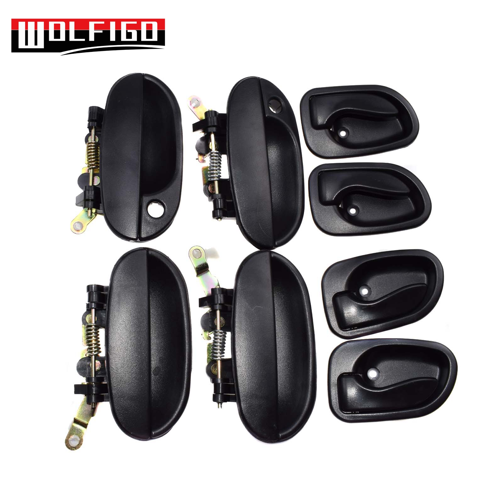 New Outside Door Handle Front Right 8266022000CA For Hyundai Accent 1995-1999