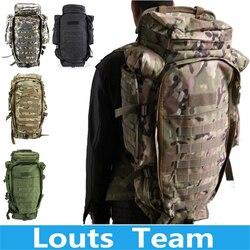 2018, 100% de las mujeres de los hombres táctico militar senderismo Rifle bolsa senderismo viajes acampar al aire libre deporte mochila mochilas escalada bolsas