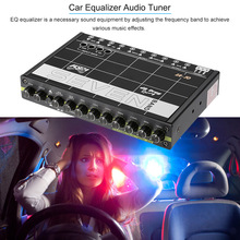 Car Audio Modified Auto Equalizer Fever Class EQ Car 7 Equalizer Car Audio Tuner guess what 3 class audio cds