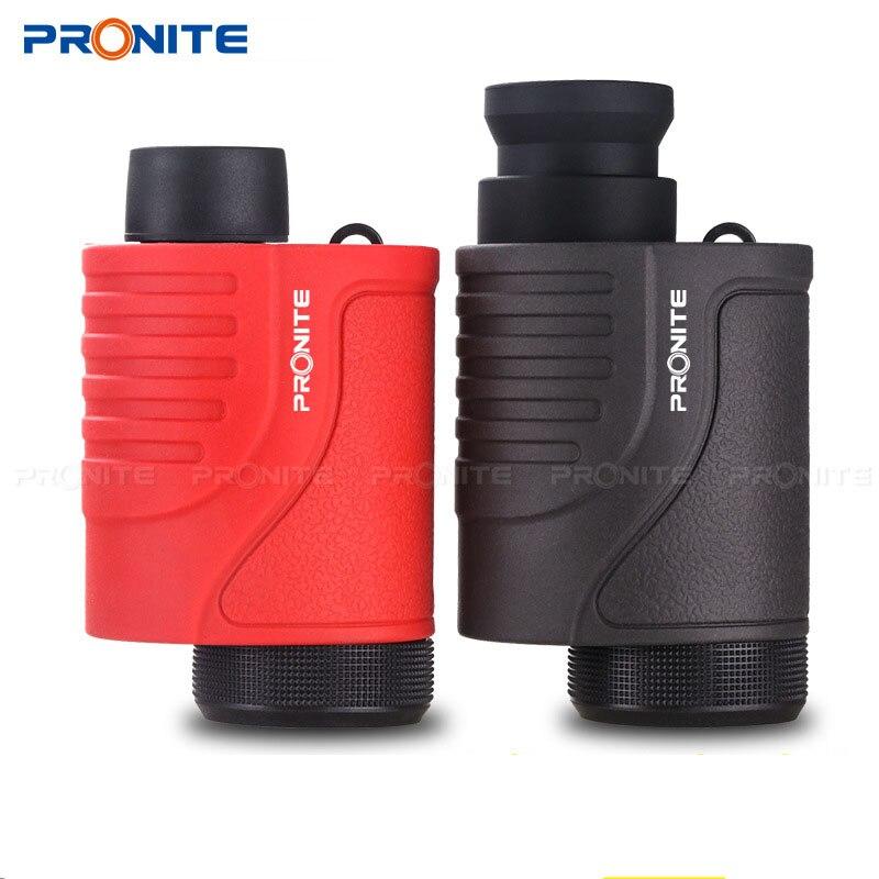 Image 5 - Professional Zoom Monocular 8x25 Waterproof Telescope HD Night Vision Portable Spyglass Binocular Hunting Shooting Golf Tourism-in Monocular/Binoculars from Sports & Entertainment